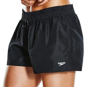 speedo Swimshorts Mujer, black